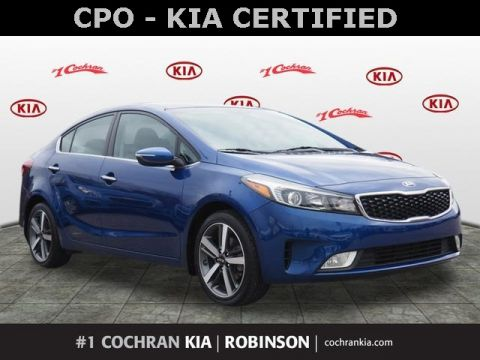Certified Pre-Owned 2017 Kia Forte EX