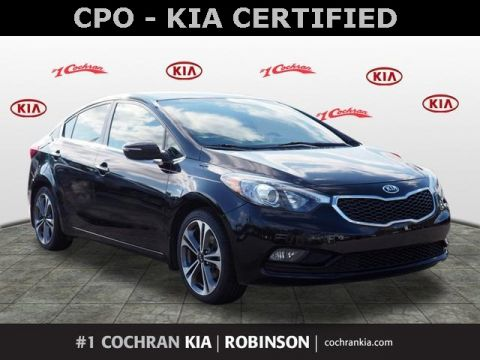Certified Pre-Owned 2016 Kia Forte EX